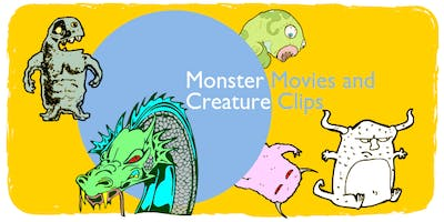 Monster Movies and Creature Clips @ Glenorchy Library
