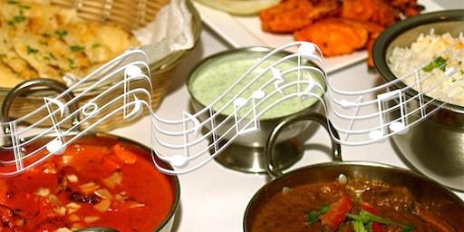 Indian Buffet and Music with Sandy Bigara & Friends