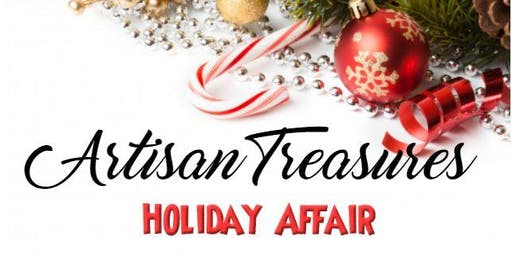 Artisan Treasures Holiday Affair 2019