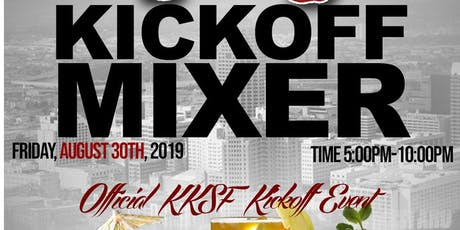 The Kickoff Mixer tickets