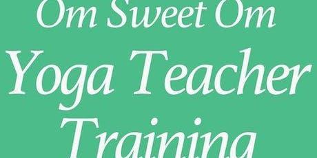 Teacher Training FREE Information Session tickets