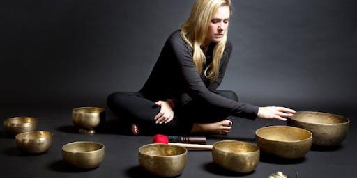 Sunday Renewal: Candlelit Meditation + Sound Bath w/ Tara Atwood at First Church in Jamaica Plain, MA