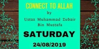 Qiamullail & Kuliah Subuh : Connect to ALLAH
