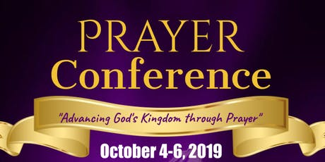 Prayer Conference tickets