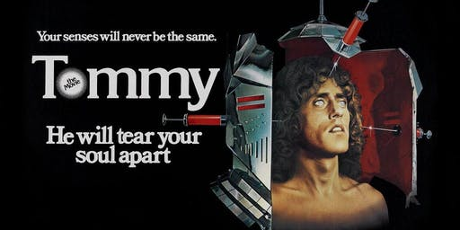 Film Club - TOMMY - August 28 - 7PM