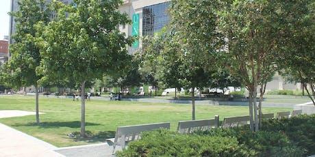 Climate Change Walk through Downtown Dallas tickets