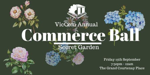 VicCom Annual Ball - A Secret Garden Party