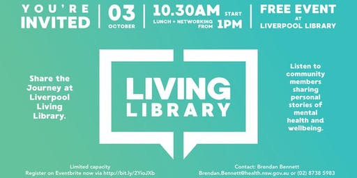 Living Library - Share the Journey