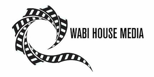 Wabi House MicroCinema  Screenings Open House