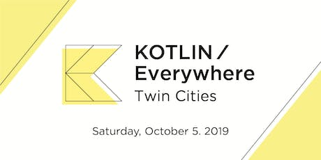 Kotlin/Everywhere Twin Cities tickets