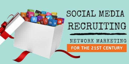 Top 4 Social Media Recruiting Tips for NETWORK MARKETERS [WEBINAR]