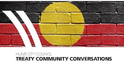 Treaty Community Conversations - Broadmeadows Event