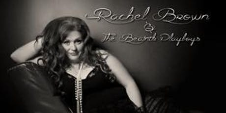 Rachel Brown & the Beatnik Playboys tickets