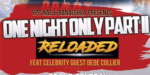 One Night Only Reloaded