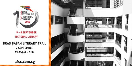 AFCC 2019 BRAS BASAH LITERARY TRAIL tickets