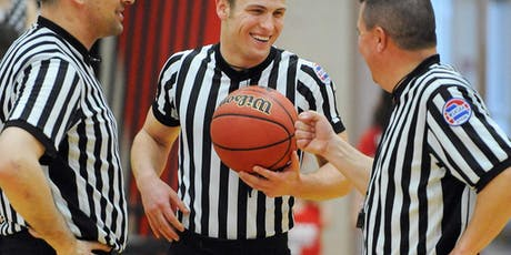 BABA -  Basketball WA Association Beginner Referee Course tickets