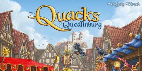 Epic Gaming: Quacks of Quedlinburg tickets