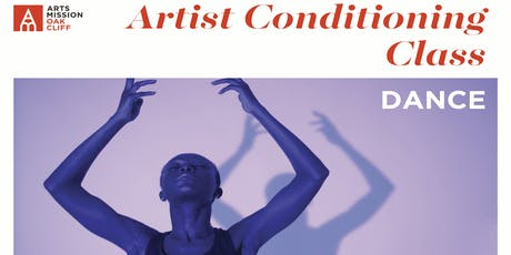 Artist Conditioning Class: Dance tickets
