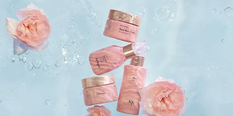 Discovery Masterclass with Jurlique - Moisture Plus Rare Rose Workshop PS tickets