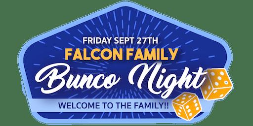 Falcon Family Bunco Night