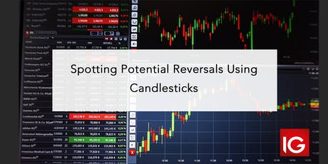 Spotting Potential Reversals Using Candlesticks tickets