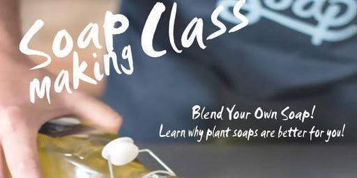 BUFF CITY SOAP CLASS 101