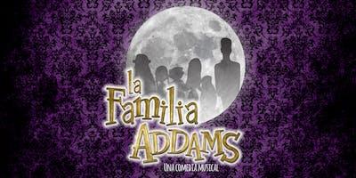 La Familia Addams: Una Comedia Musical