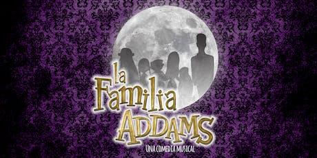 La Familia Addams: Una Comedia Musical tickets