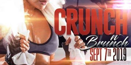 """TheFitnessGrinder Presents """"Crunch&Brunch"""" tickets"""