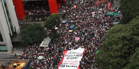 Brésil, le régime Bolsonaro et la lutte pour la Démocratie billets
