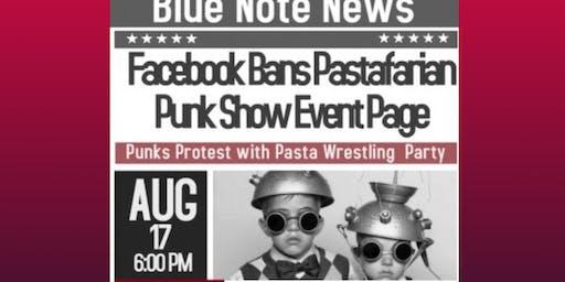 Pastafarian Punks Fight For Spaghetti Rights