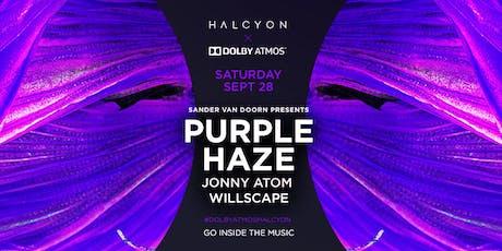 Sander Van Doorn Presents Purple Haze tickets