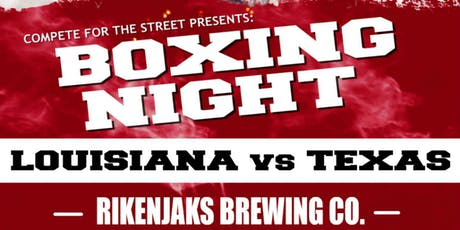 Boxing Night: Louisiana vs Texas tickets