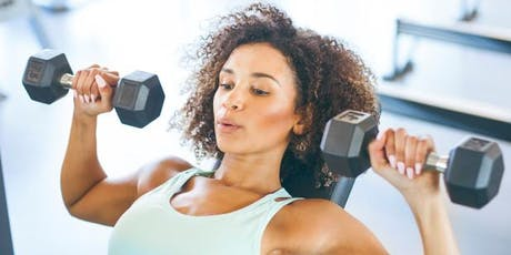 Women & Weights 2.0 : TMacLife Female Fitness Brunch  tickets