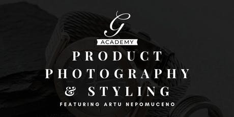 Product Photography & Styling tickets