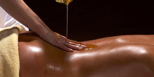 Couples tantric massage - The Magic Touch