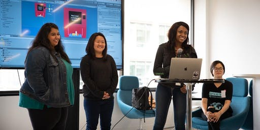 Hacking for Humanity with Girls in Tech SF