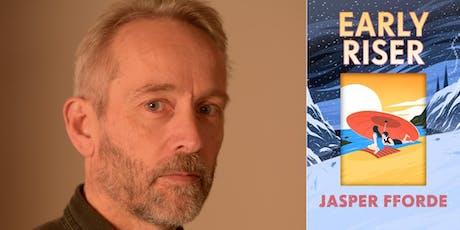 An Evening with Jasper Fforde tickets