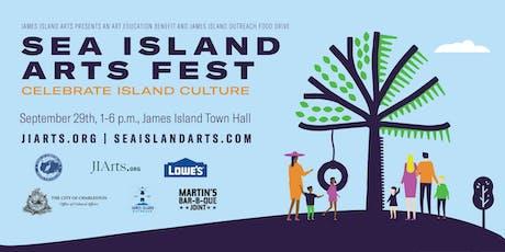 Sea Island Arts Fest tickets
