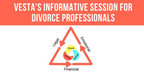 Informative Session: Helping Your Clients Navigate Divorce - Irvine, CA tickets