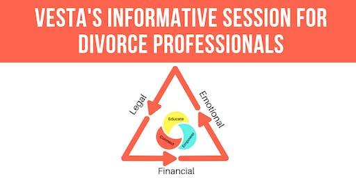 Informative Session: Helping Your Clients Navigate Divorce - Irvine, CA