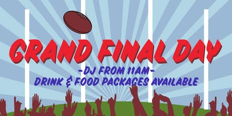 Grand Final Day at Welcome to Thornbury tickets