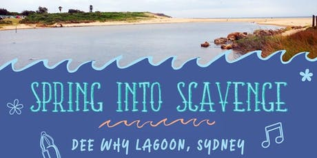 Spring Into Scavenge - Dee Why tickets