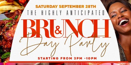 Highly Anticipated Brunch & Day Party tickets