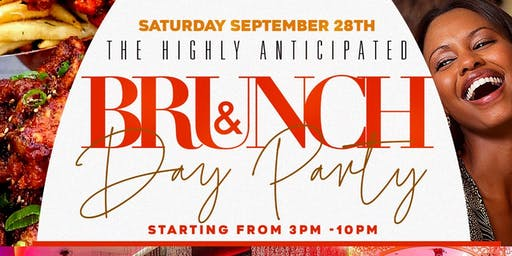 Highly Anticipated Brunch & Day Party