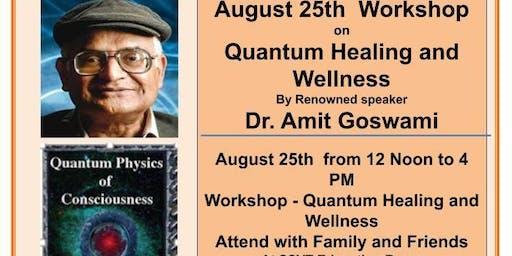 Workshop on Quantum healing