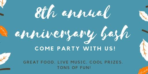 8th Annual Anniversary Bash
