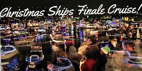 Christmas Ships Finale Cruise! tickets