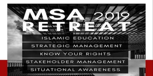 i3's MSA Leadership Retreat