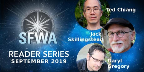SFWA NW Portland Reading Series - September 2019 - Portland tickets